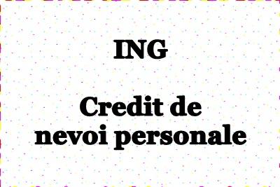 Credite nevoi personale online ieftine